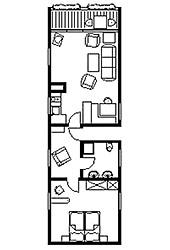 3-Zimmer-Ferienwohnung: FH-Landeck_FW-Brandenkopf :: 60 m²