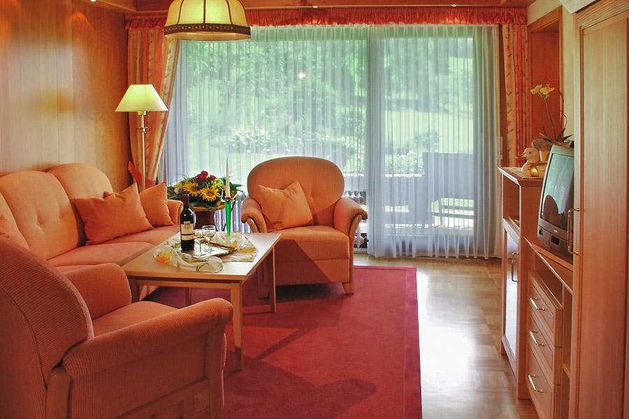 3-Zimmer-Ferienwohnung: FH-Landeck_FW-Rohrhardsberg :: 75 m²