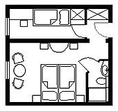 Familienzimmer: FZ-Abendrot_Amselnest :: 29 m²