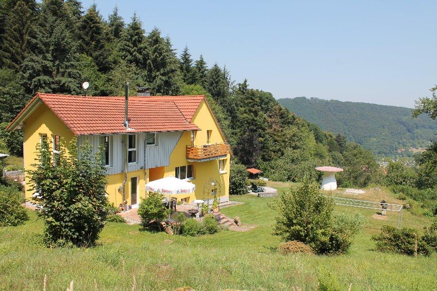 Haus Bergmannsrast | 425 m ü. NN
