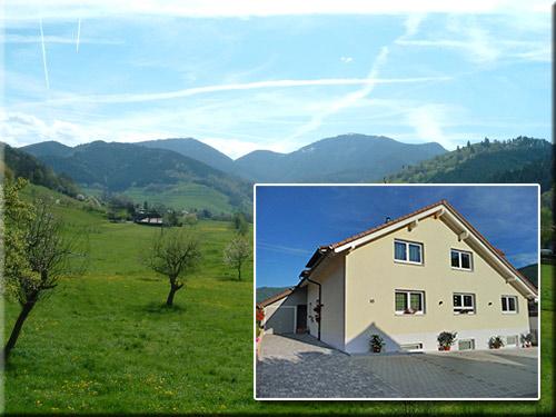 Haus Dietzelbach | 350 m ü. NN