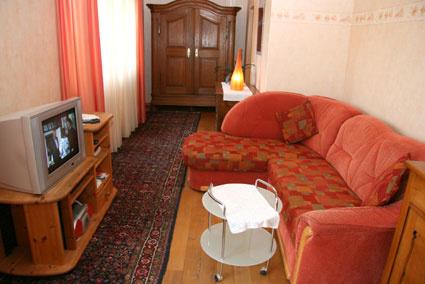 1-Zimmer-Ferienwohnung: FW 2 :: 60 m²
