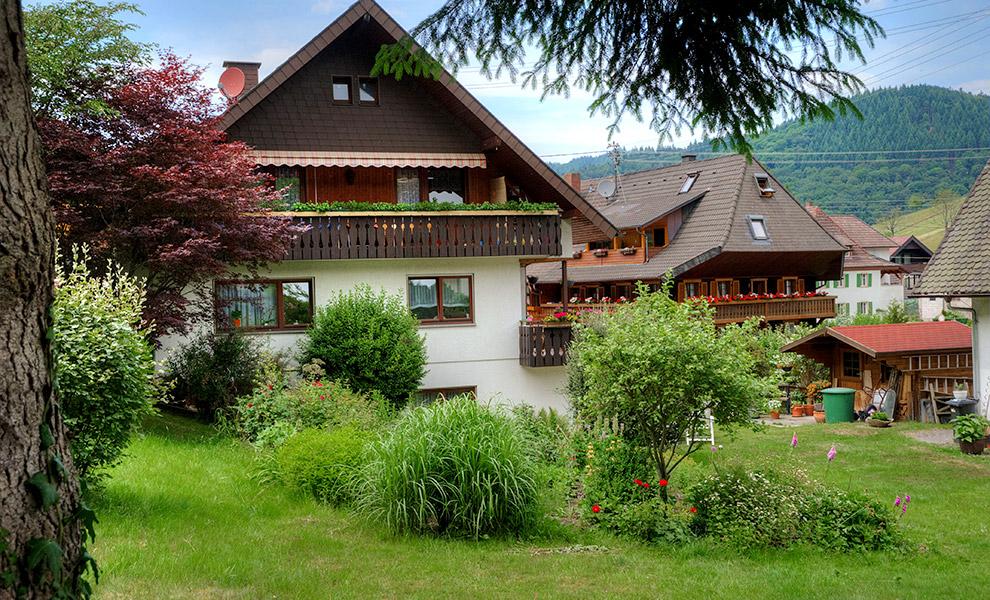 Haus am Sägebühl | 320 m ü. NN