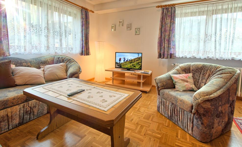 1-Zimmer-Ferienwohnung: Saegebuehl :: 55 m²