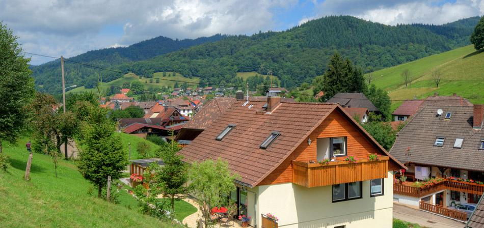 Haus zum Bergle | 410 m ü. NN