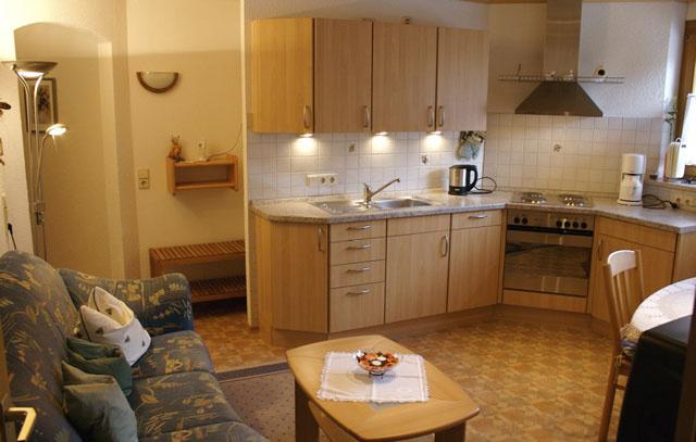 2-Zimmer-Ferienwohnung: Koepfleblick :: 45 m²