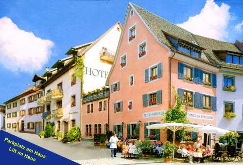 Hotel Gasthaus  Zum Hirschen | 284 m ü. NN