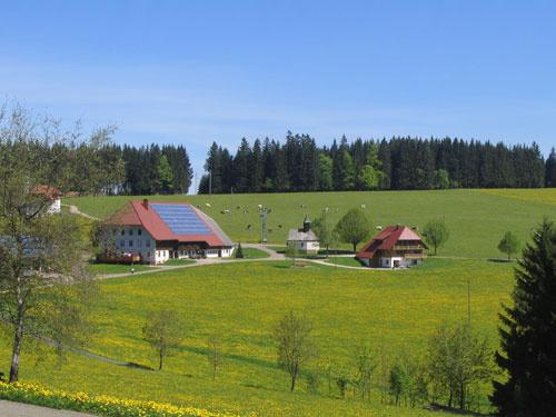 Holzhof   1.030 m ü. NN