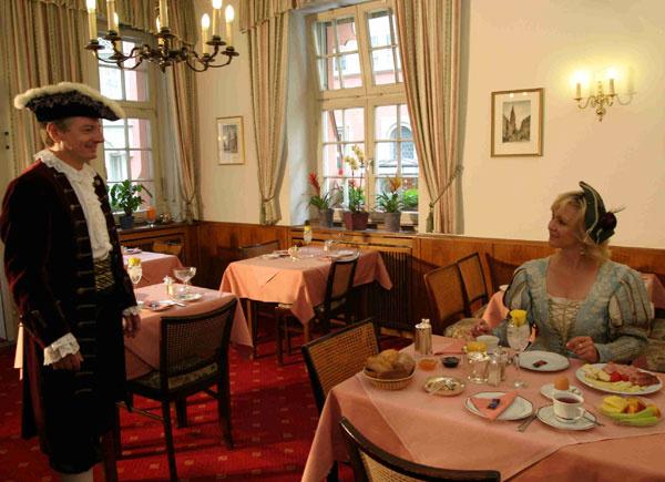 Hotel Barbara | 196-1.284 m ü. NN