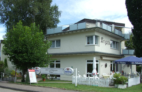 Hotel Brigitte   230 m ü. NN