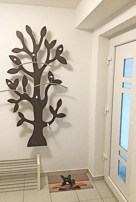 1-Zimmer-Ferienwohnung: Hundeglück :: 35 m²