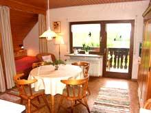 2-Zimmer-Ferienwohnung: Amselnest