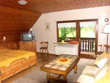 3-Zimmer-Ferienwohnung: Storchennest