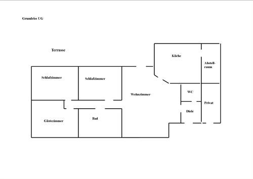 4-Zimmer-Ferienwohnung: Fewo-1