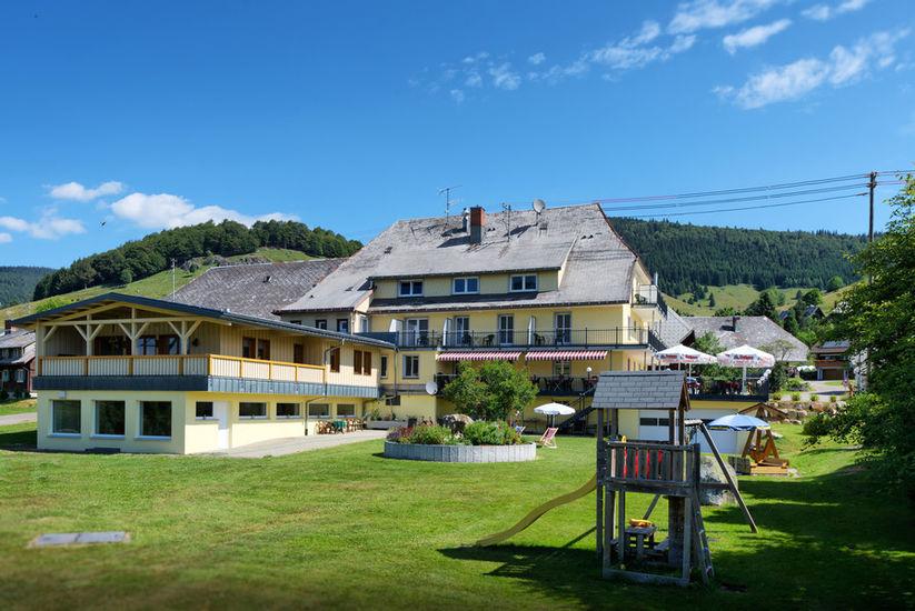 Gasthaus Löwen | 800-1.410 m ü. NN