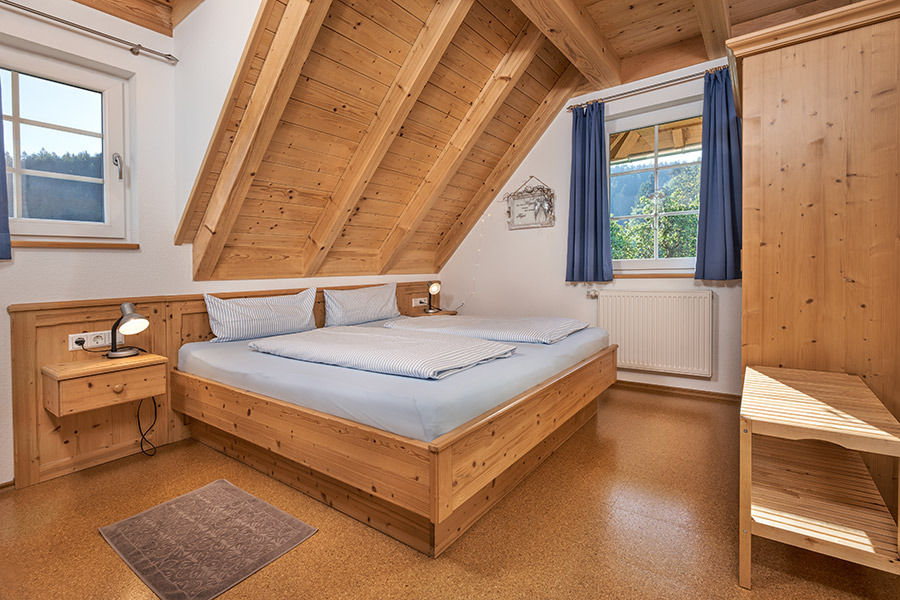 2-Zimmer-Ferienwohnung: Schwalbennest