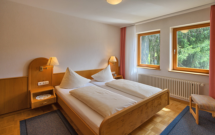 2-Zimmer-Ferienwohnung: FW-4 :: 52 m²