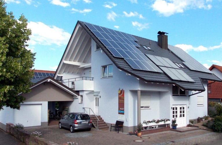 Gästehaus ALBA | 230 m ü. NN