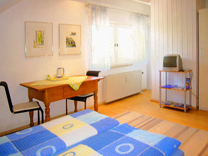 Doppelzimmer: DUO :: 22 m²