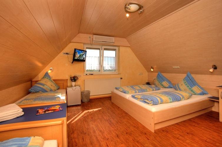 4-Bett-Zimmer: 4-Bett-Zimmer