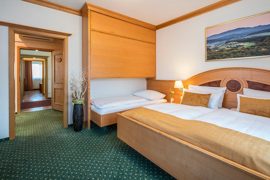 3-Bett-Zimmer: 3-Bett-Zimmer