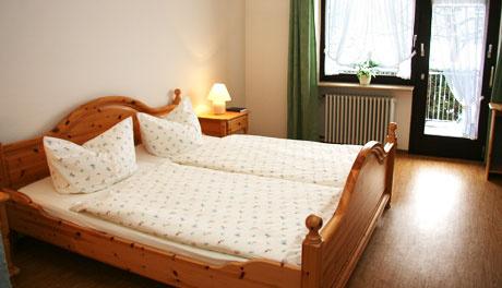 Doppelzimmer: DZ-Terrasse