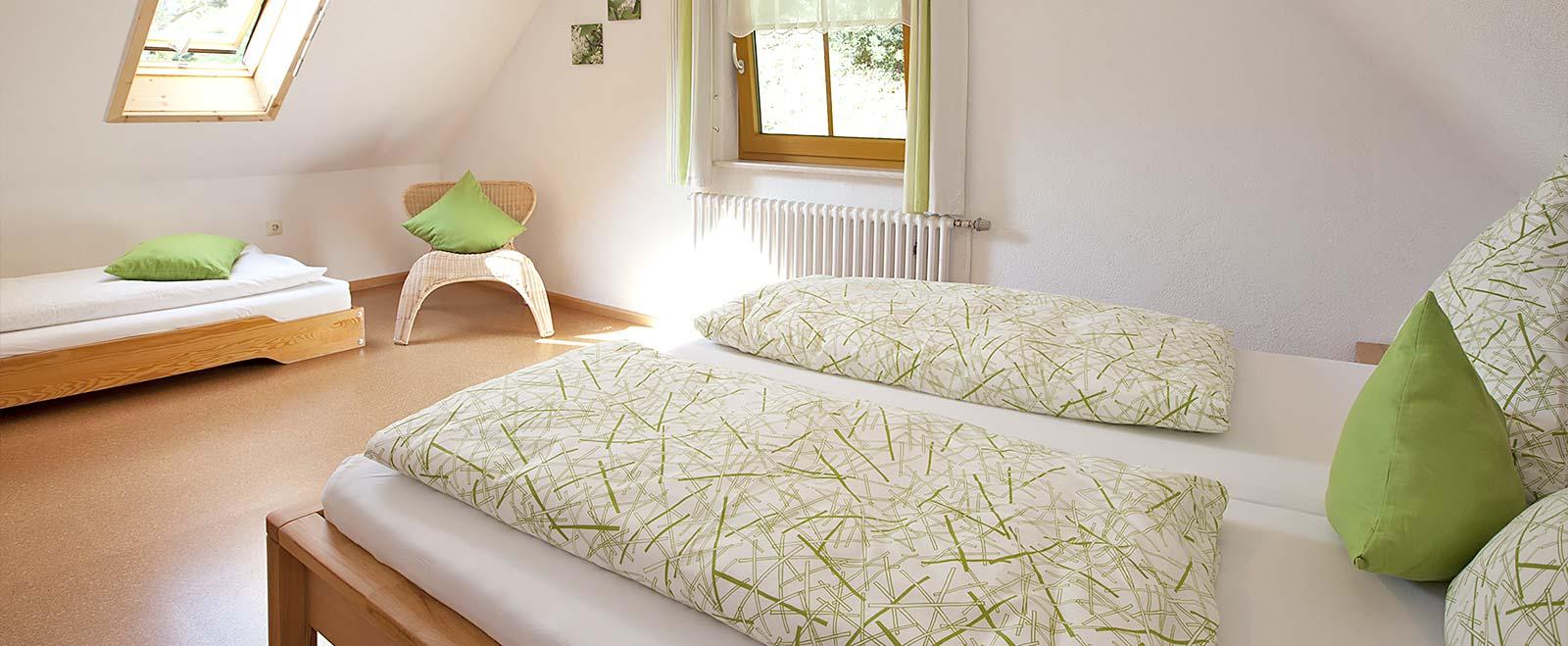 2-Zimmer-Ferienwohnung: Abendsonne :: 42 m²