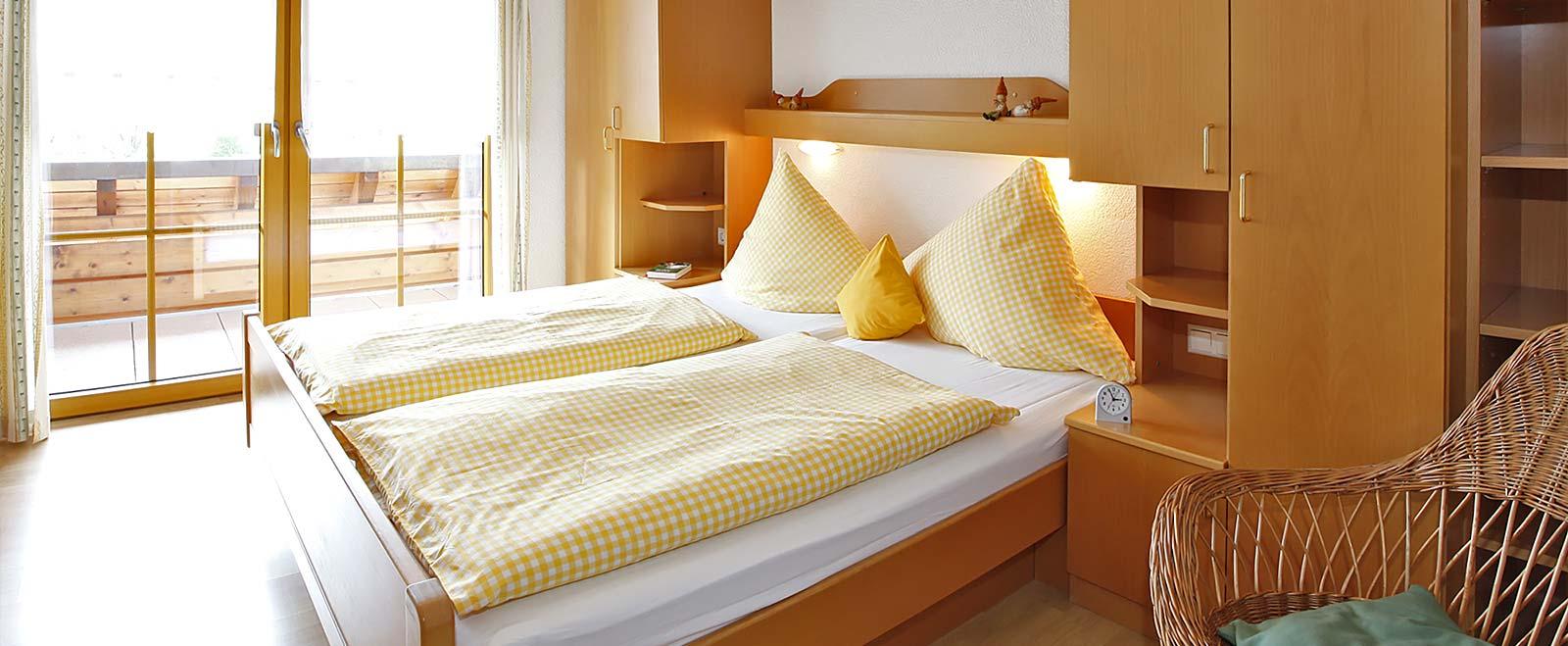 3-Zimmer-Ferienwohnung: Bauerngarten :: 67 m²