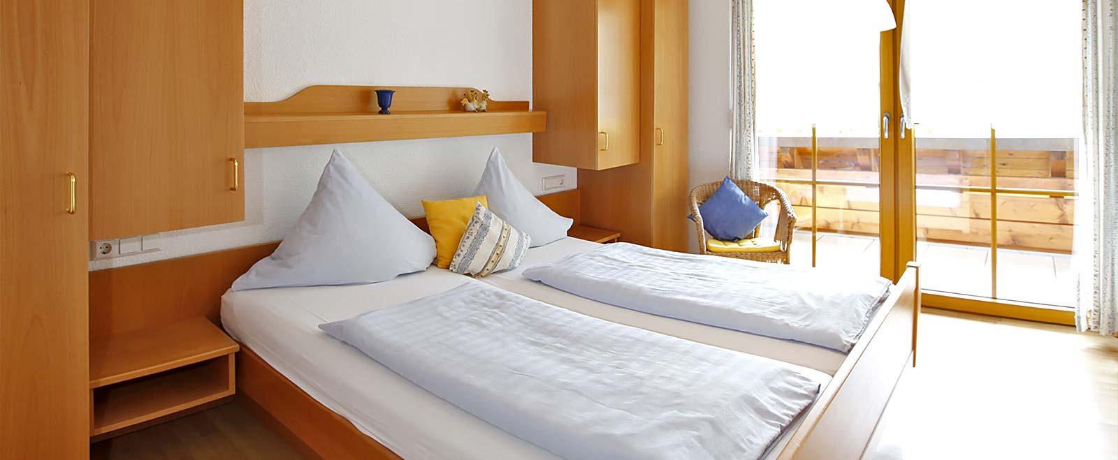 3-Zimmer-Ferienwohnung: Hofbrunnen :: 67 m²