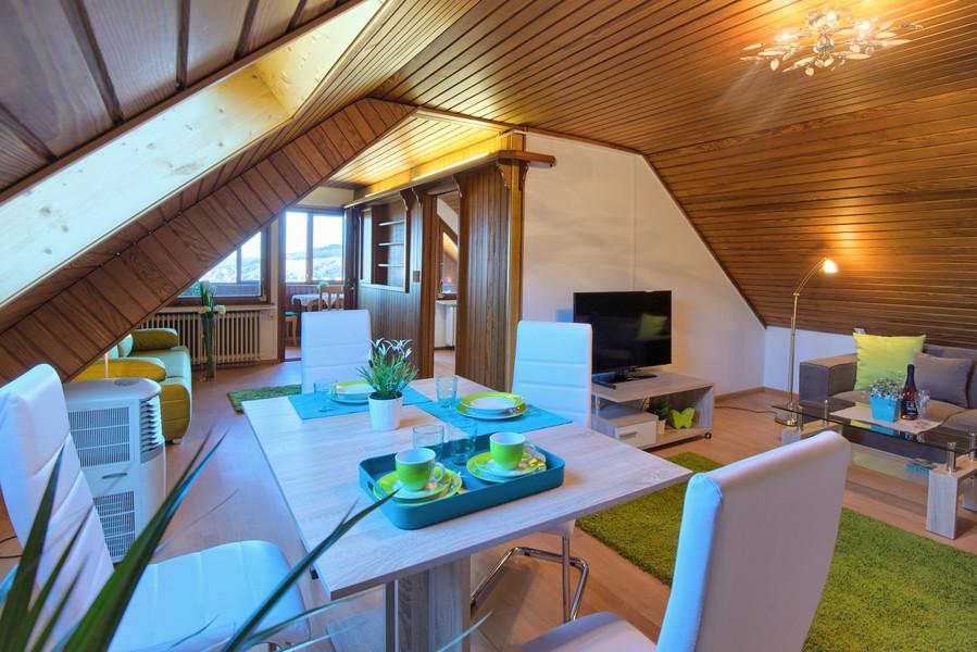 2-Zimmer-Ferienwohnung: FW B :: 75 m²
