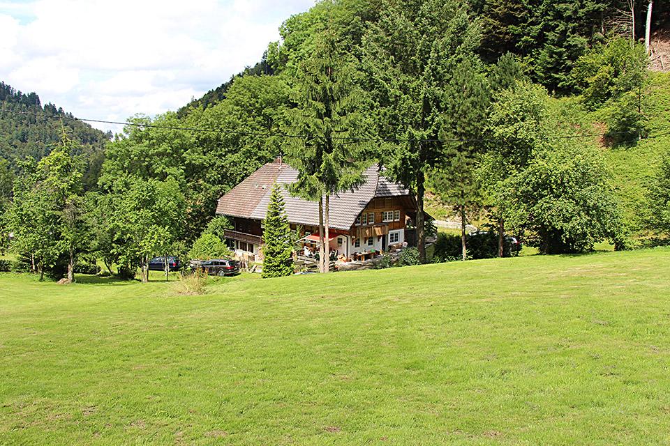 Ferienwohnung Schlossbergblick | 400-1.400 m ü. NN