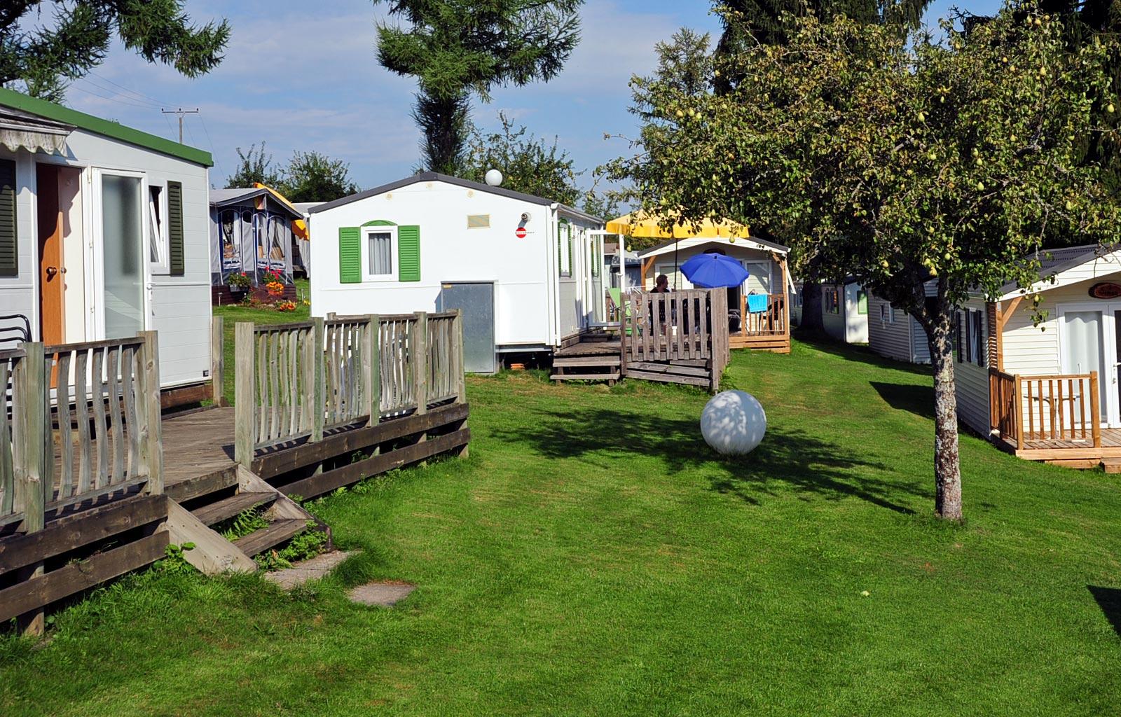 Campingplätze: Camping-Schwarzwaldhorn