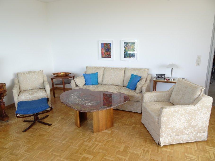 2-Zimmer-Ferienwohnung: Weitblick :: 75 m²