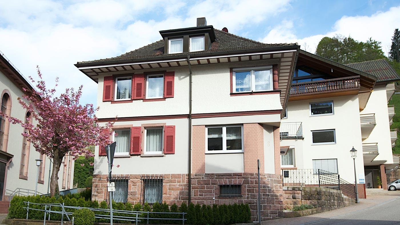 Schwarzwald-Ferienhaus Sonnenschein | 393-1.000 m ü. NN