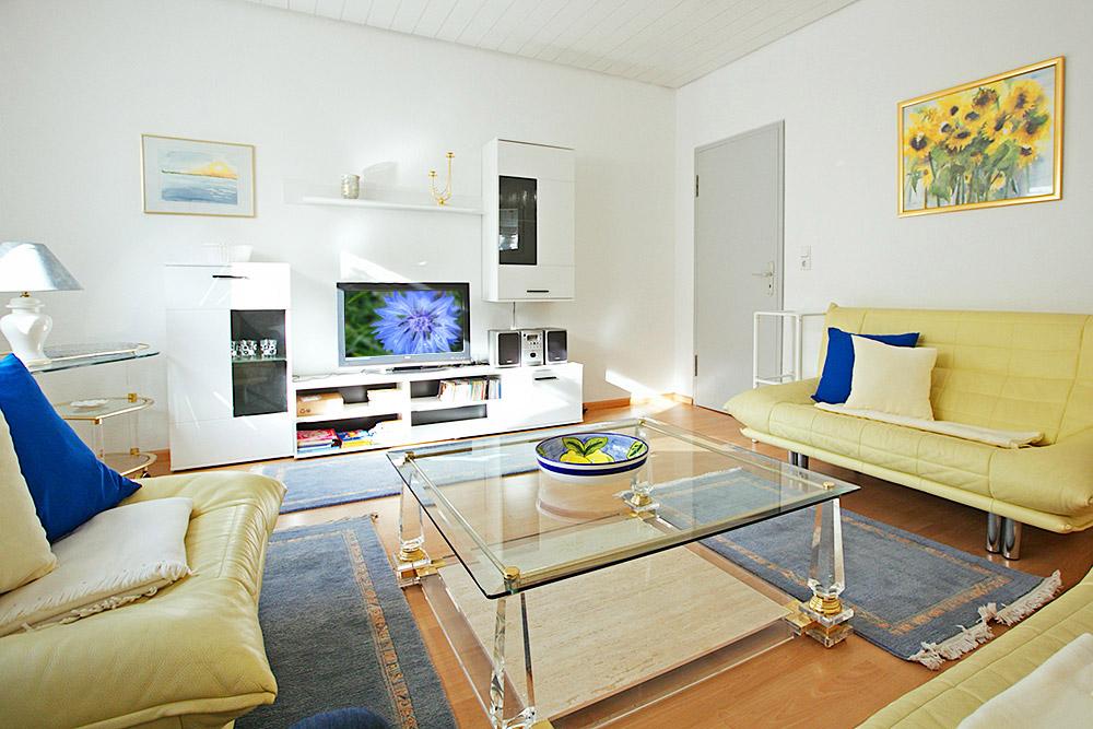 4-Zimmer-Ferienwohnung: Sonnenschein :: 88 m²