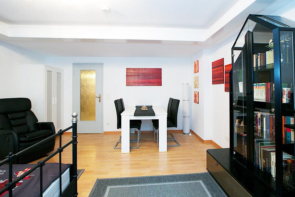 1-Zimmer-Ferienwohnung: Wanderglueck :: 44 m²