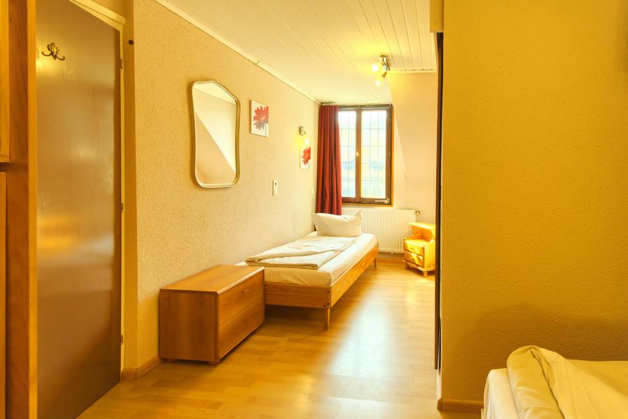 3-Bett-Zimmer: 3-Bett