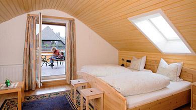 2-Zimmer-Ferienwohnung: FW-B :: 50 m²