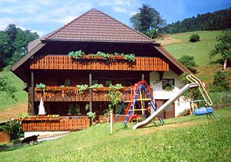 Haus Stollbachhof   650 m ü. NN