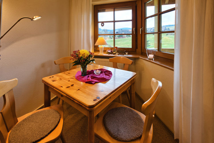 1-Zimmer-Ferienwohnung: FeWo-klein :: 40 m²