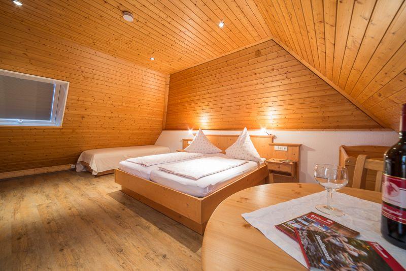 3-Zimmer-Ferienwohnung: Eichhörnchen :: 70 m²