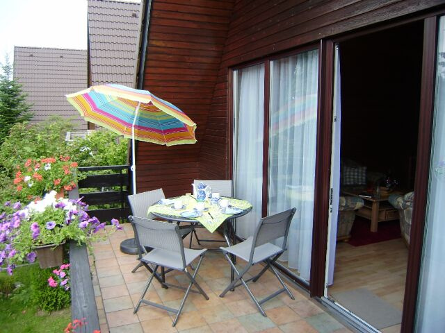 3-Zimmer-Ferienwohnung: Fewo-oben :: 62 m²