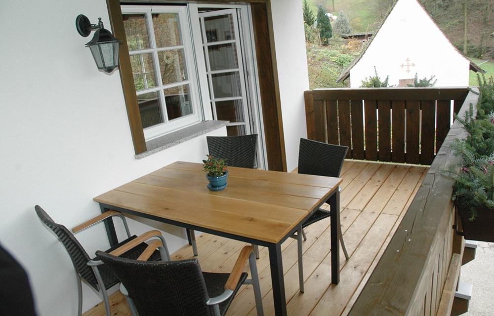 3-Zimmer-Ferienwohnung: Hennenstall :: 70 m²