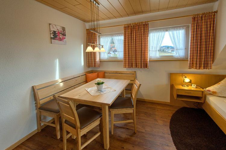 1-Zimmer-Ferienwohnung: Dorfblick :: 40 m²