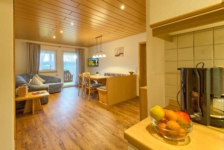 4-Zimmer-Ferienwohnung: Feldbergblick :: 70 m²