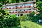 Pension Waldfrieden | 300-945 m ü. NN