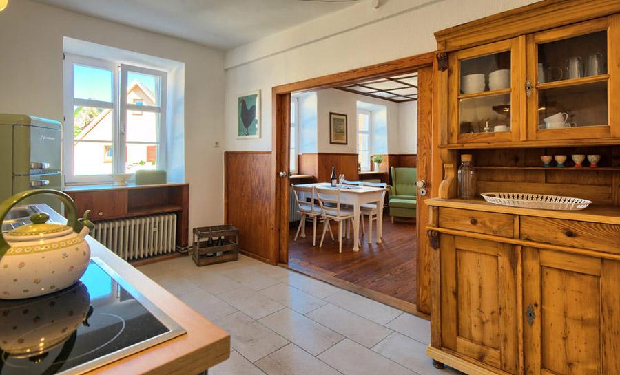 2-Zimmer-Ferienwohnung: Winzerhof :: 55 m²