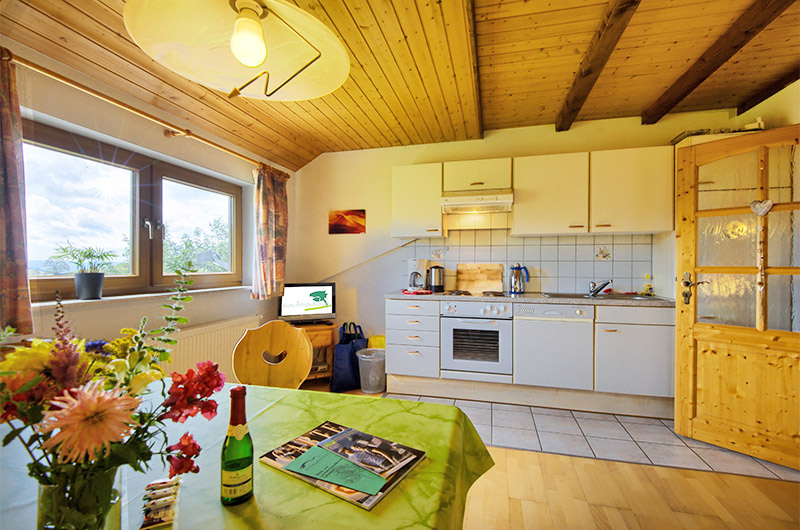 1-Zimmer-Ferienwohnung: FW 1 :: 45 m²