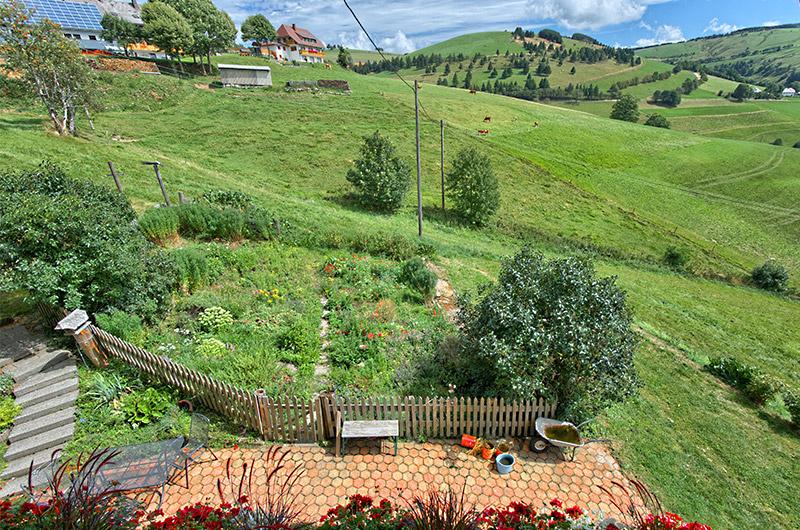 2-Zimmer-Ferienwohnung: FW 2 :: 45 m²