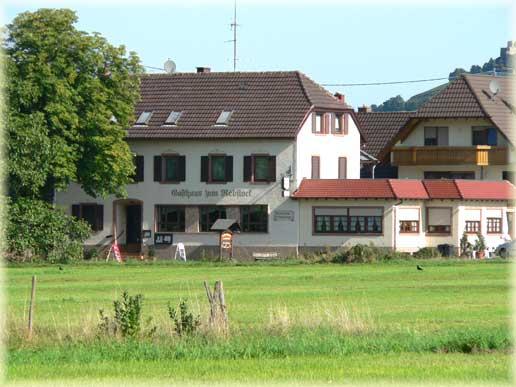 Wirtshaus & Gästehaus Zum Zollstock   284 m ü. NN